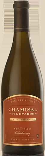 Expensive wine 62: Chamisal Califa Chardonnay 2011