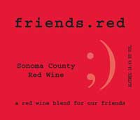 Wine of the week: Pedroncelli friends.red 2012