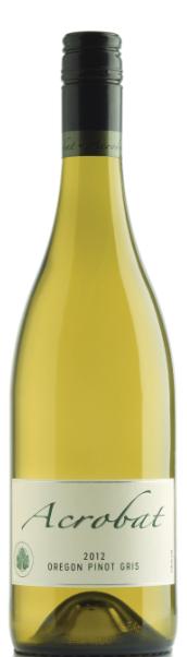 Wine of the week: Acrobat Pinot Gris 2012