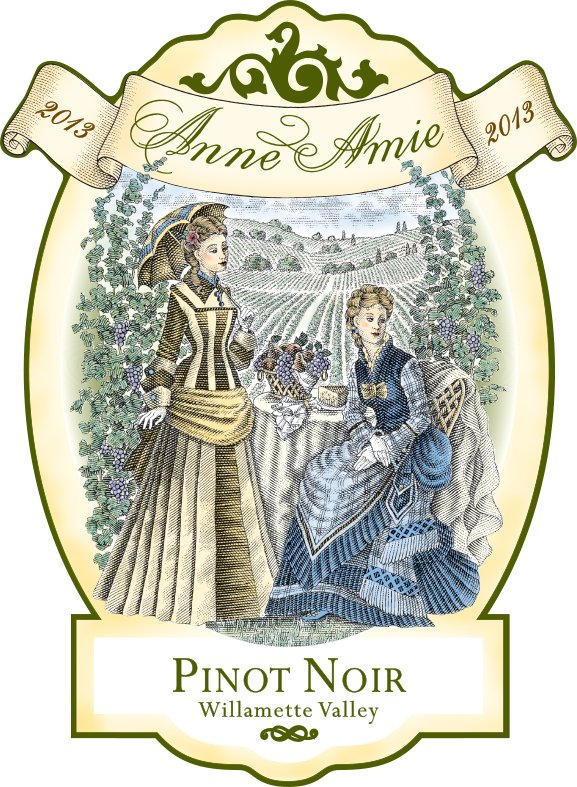 Anne Amie winemaker's select