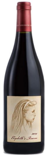 Expensive wine 61: Adelsheim Elizabeth's Reserve Pinot Noir 2011