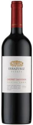 Wine of the week: Errazuriz Cabernet Sauvignon