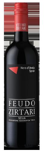 Feudo Zirtari Nero d'Avola-Syrah