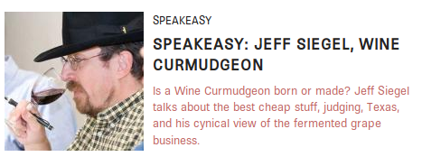 Wine Curmudgeon Grape Collective