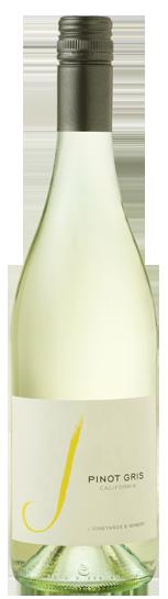 J Winery Pinot Gris 2013