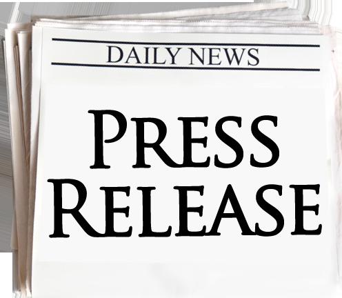wine press release