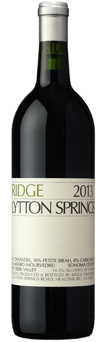 ridge lytton springs