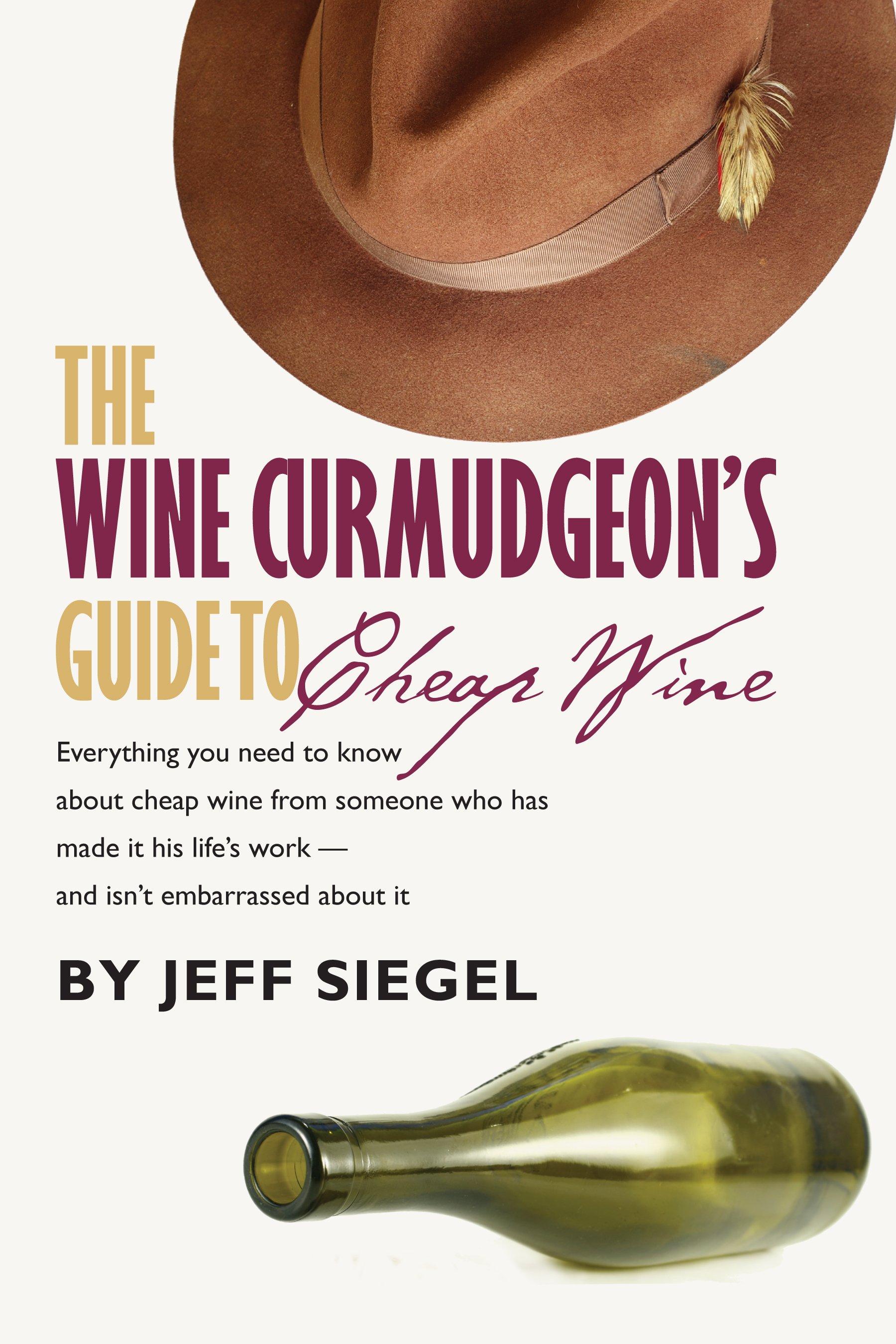 cheap wine book