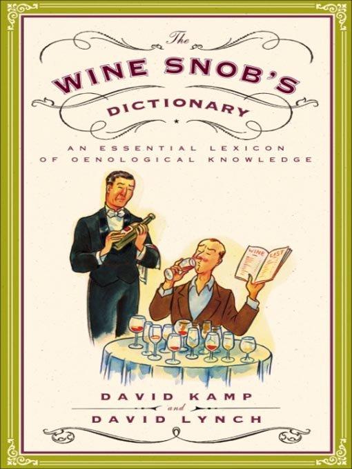 wine snobs